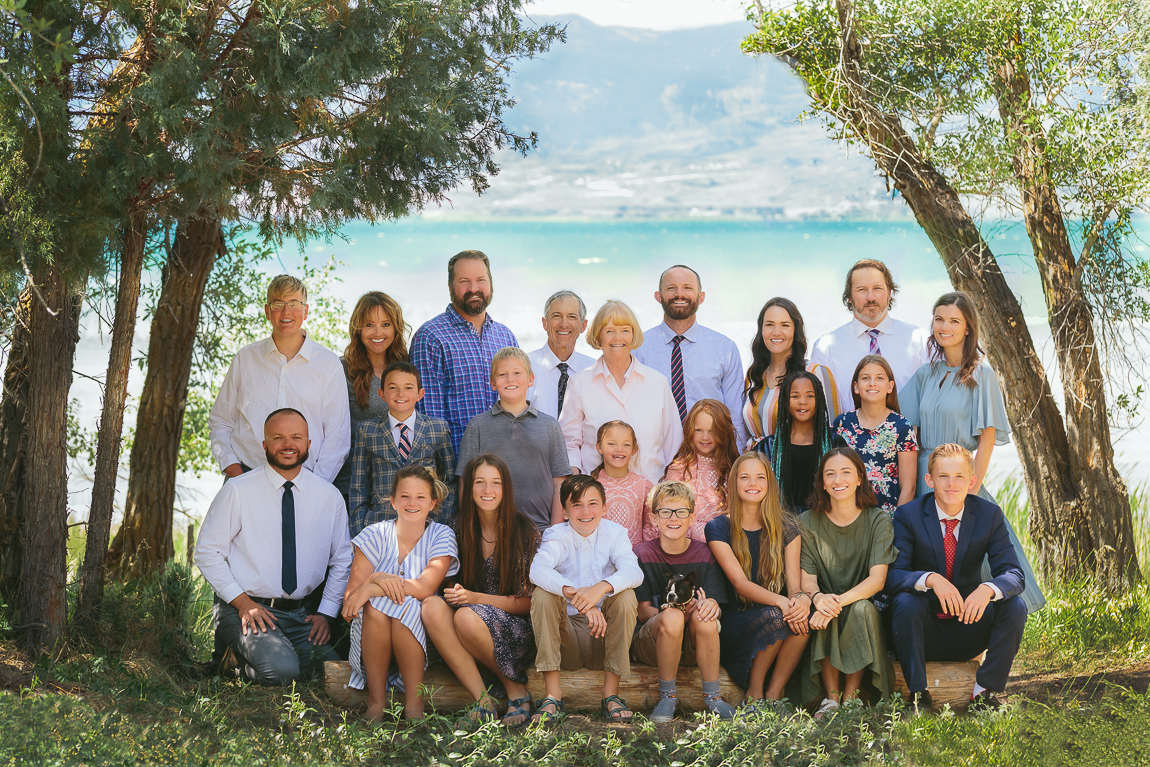 Six tips for extended family photo sessions